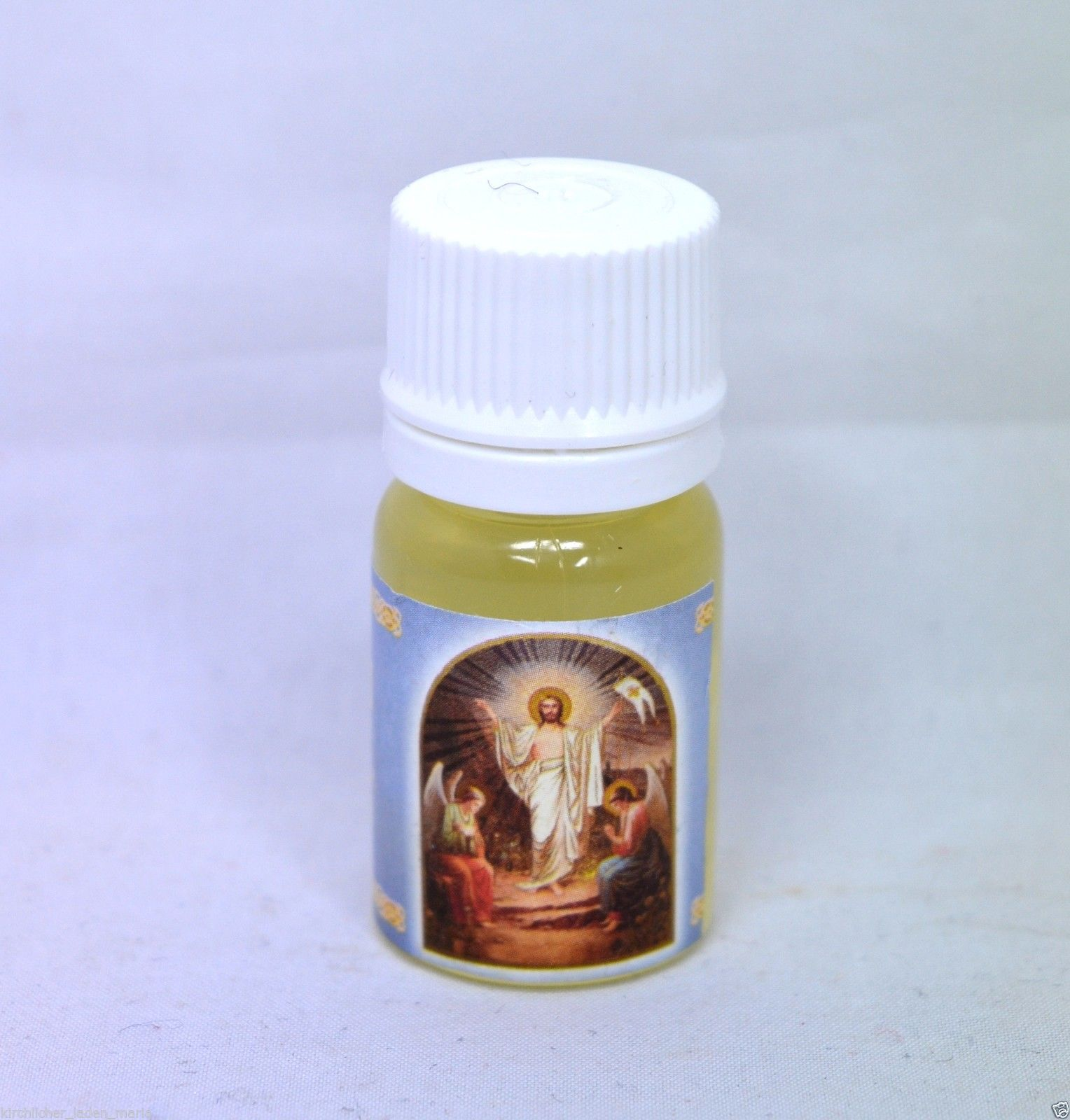 Oil consecrated Resurrection of Christ 10ml.