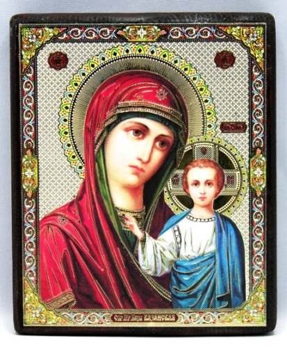 Icons of Mother of God