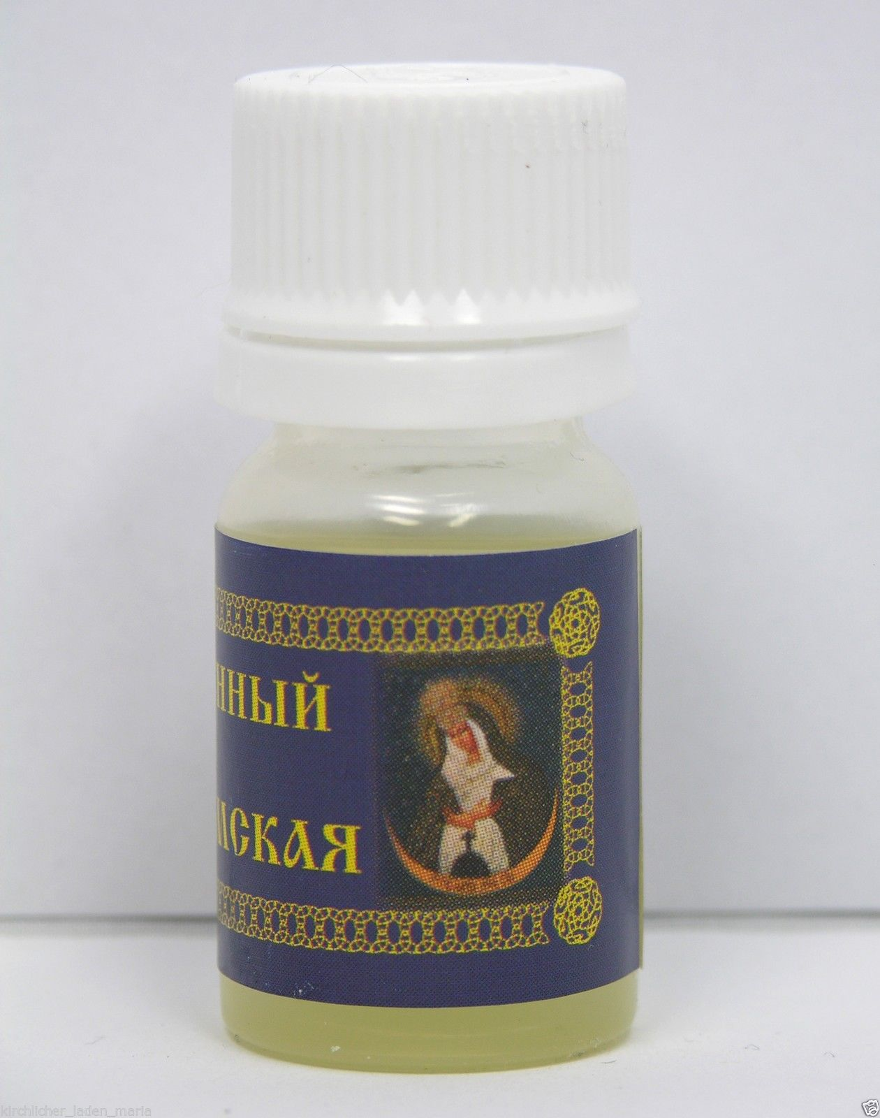 "Oil consecrated Virgin ""Mercy"", 10ml"