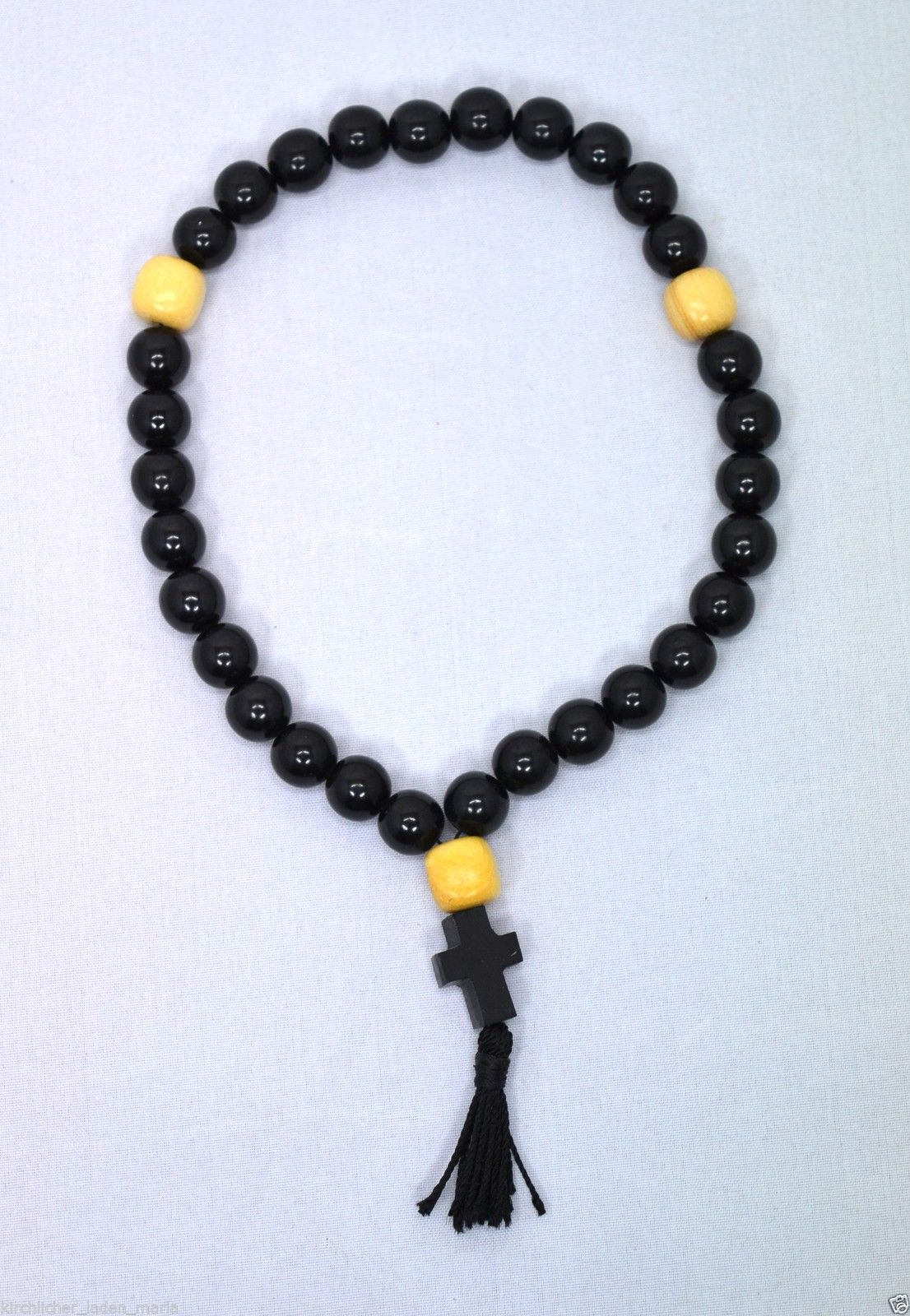Rosary made of agate handwork