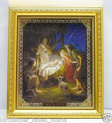 icon Birth of Christ
