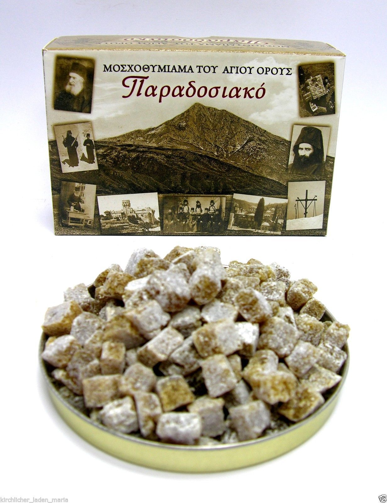 Incense Bizantino Mount Athos 50 gr